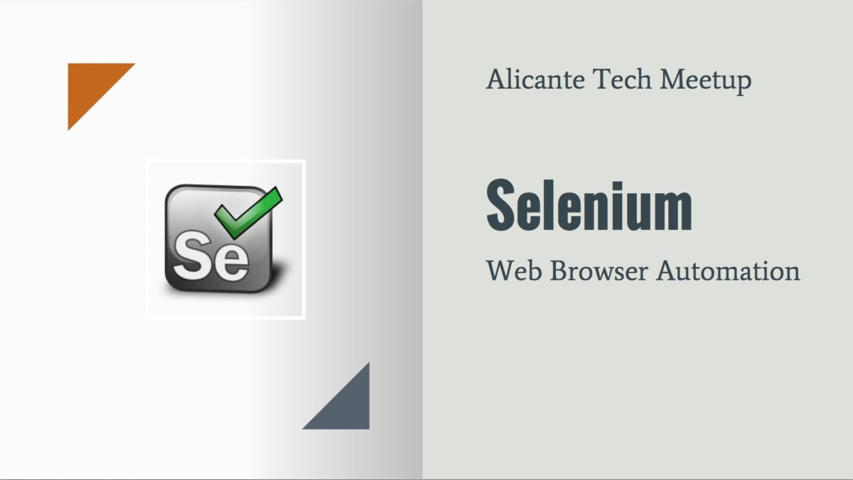 Selenium Test Suite